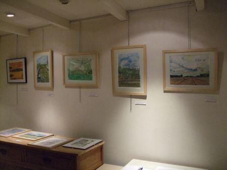 exposition octobre 2008