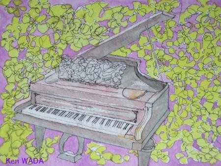 Piano a queue 1
