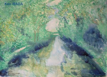 Paysage de La Vallee de L'Eure 2