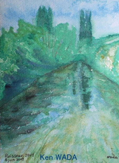 Paysage de La Vallee de L'Eure 3