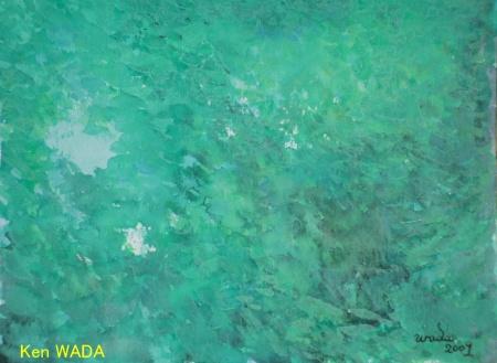 Surface de l'eau 4