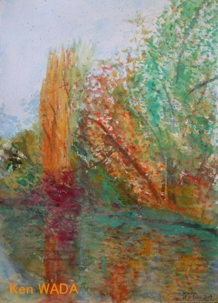 Paysage de La Vallee de L'Eure 16