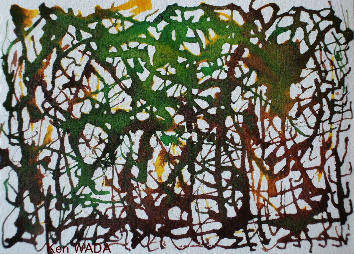 Aquarelle la galerie de ken wada 1 page 18 - Arbre africain en 7 lettres ...